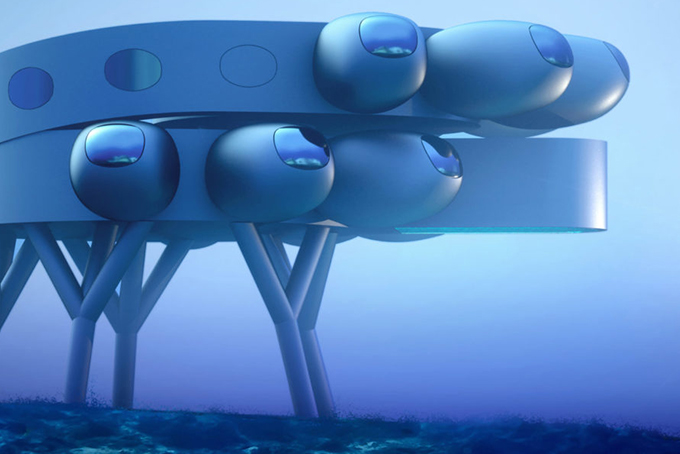 PROTEUS Underwater Research Facility | HiConsumption
