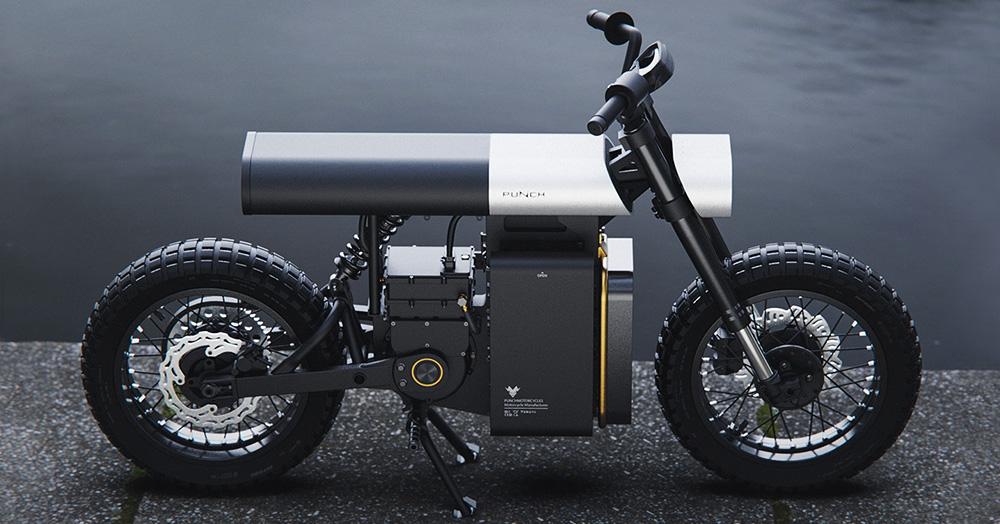 Ebike & Electric Motorcycle - cover