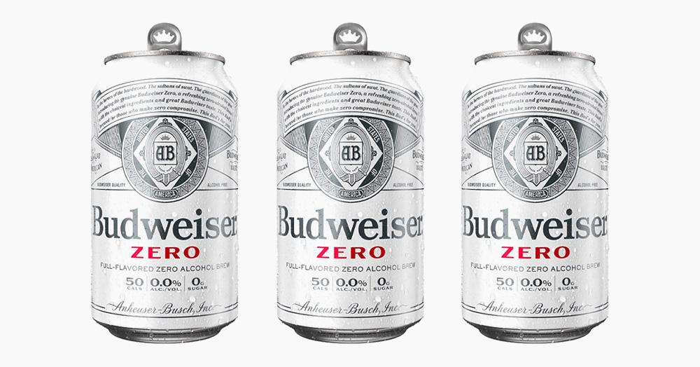 Budweiser & Dwyane Wade Team Up To Create The 0% ABV Budweiser Zero