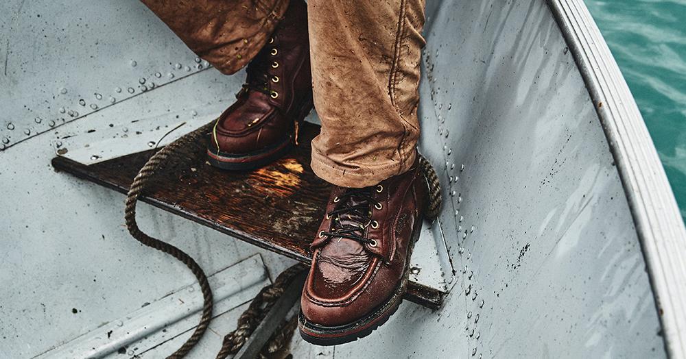 15 Best Waterproof Boots For Men of