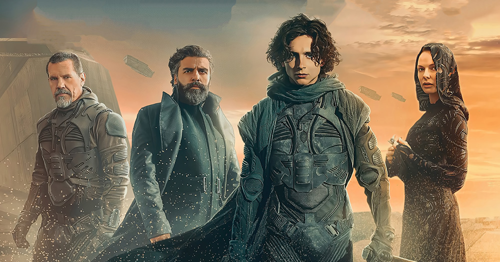 Dune 2020 Trailer | HiConsumption