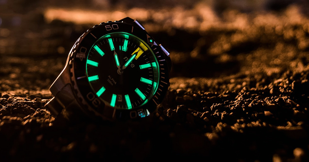 What Makes Luminous Watch Dials Glow?