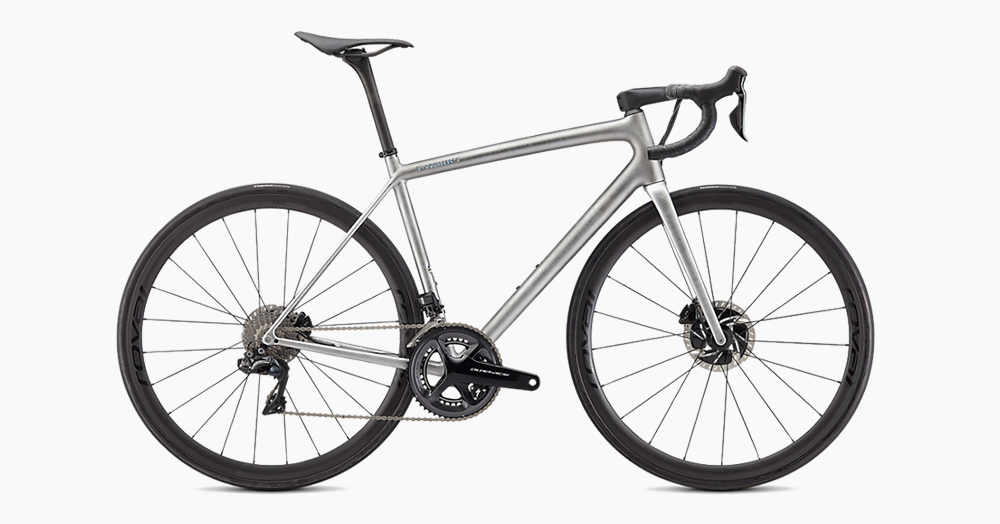The Specialized Aethos Is The Strongest And Lightest Disc Road Bike Ever Built