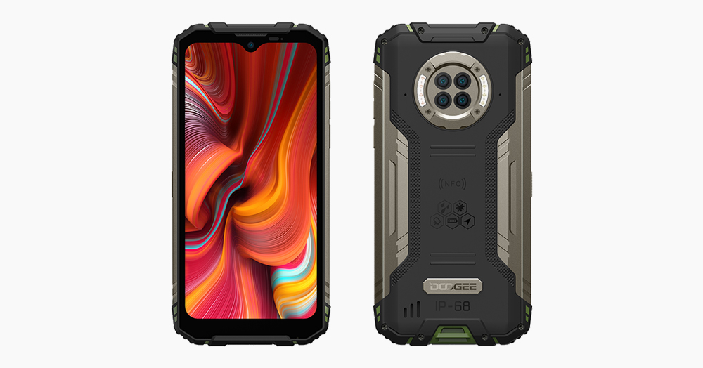 DOOGEE S96 Pro Rugged Smartphone | HiConsumption, EXECUTIVE ASSISTANT