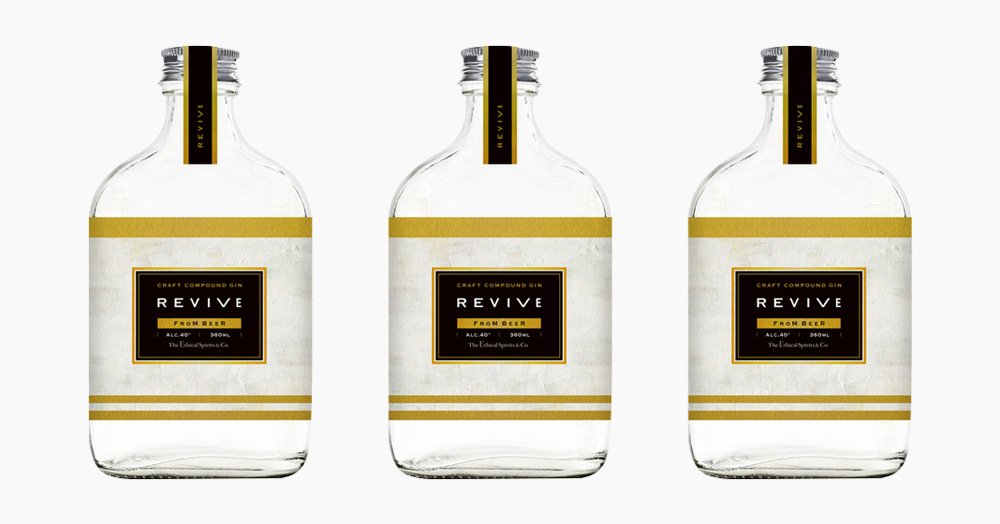 Ethical Spirits & Co's Latest Gin Is A Compound Blend Made From Unused Budweiser Beer