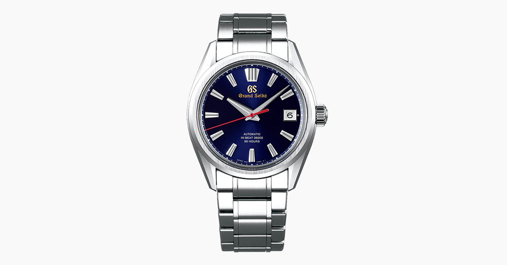 Grand Seiko's Revolutionary 9SA5 Calibre Arrives Alongside The Limited-Edition SLGH003 Heritage Watch