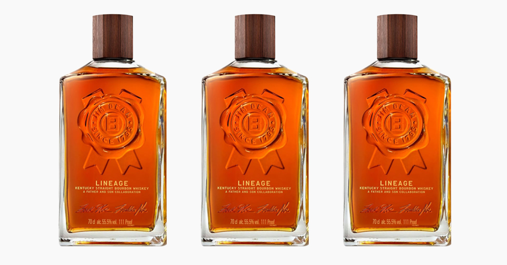 Jim Beam Just Released Its First Luxury Bourbon Batched By Father And Son Family Distillers