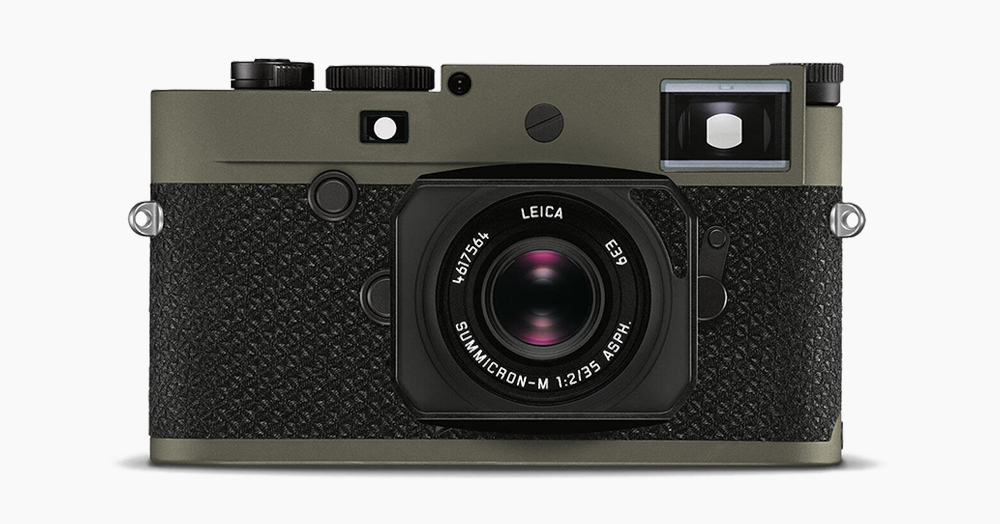 "Leica Honors The 40th Anniversary Of The Oskar Barnack Award With The Limited-To-450 ""Reporter"" Camera"