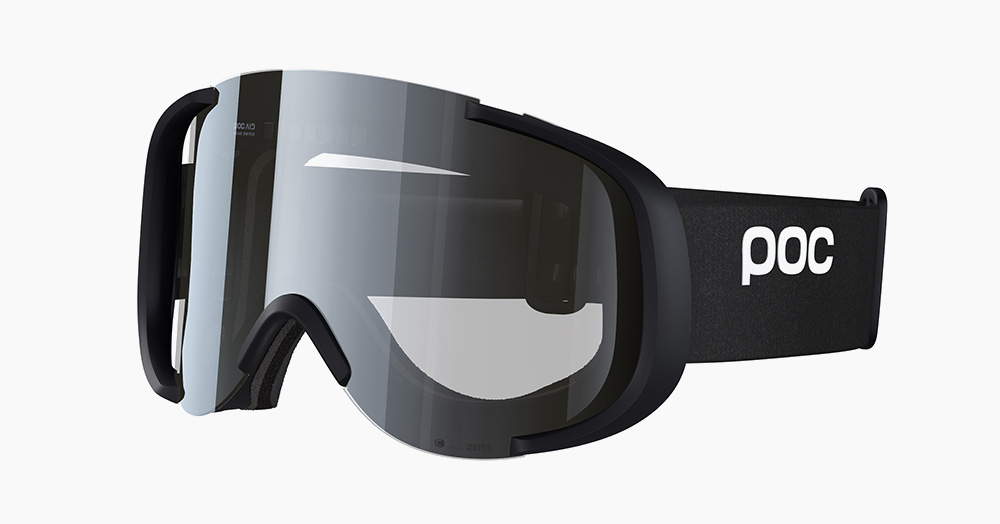 These Snow Goggles Use Jet Fighter Tech To Auto-Adjust Their Tint On-The-Go