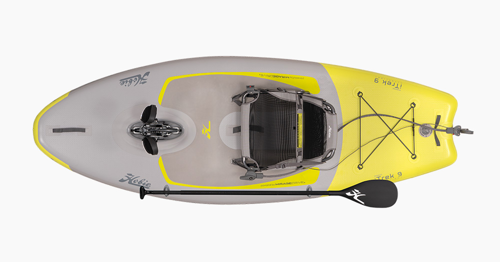 Hobie Expands Its Offerings To Include A Range Of All-New Blow-Up SUPs & Kayaks