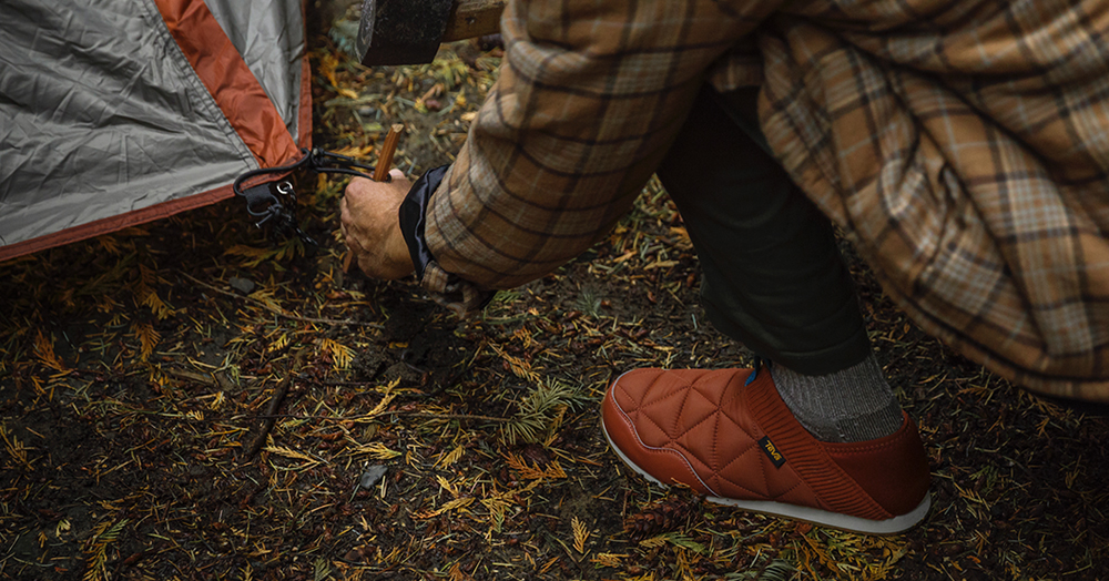 The 12 Best Camping Slippers For Men