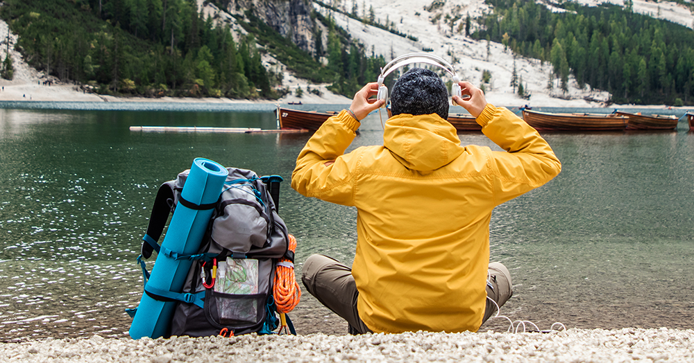 The 10 Best Outdoor Podcasts